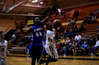 Manteo Varsity Basketball versus Plymouth 12/6/16