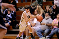 Lady Redskin Basketball versus First Flight 12/7/11