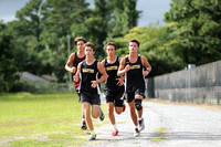 Manteo Cross Country Meet 8/30/17