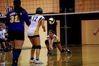Manteo Volleyball versus Columbia 8/31/16