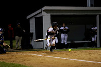 Manteo Softball versus First Flight 3/7/18