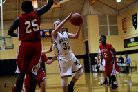 Manteo JV Basketball versus Currituck 11/22/16