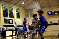 Manteo JV Basketball versus Columbia 1/2/18