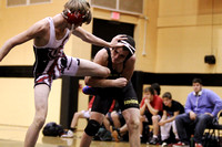 Manteo Wrestling Meet 11/23/15