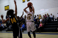 Manteo Middle Men's Basketball versus Elizabeth City 1/29/18